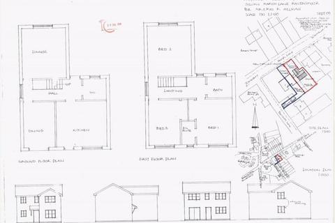 3 bedroom property with land for sale - Marsh Lane, Ravensmoor, Nantwich