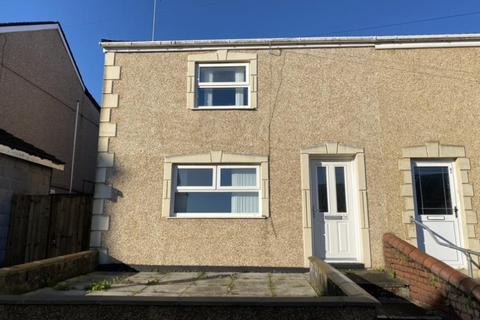 2 bedroom semi-detached house for sale - Tabernacle Street, Neath