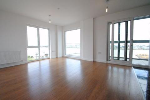 2 bedroom apartment to rent - City Peninsula, Barge walk, LONDON, SE10