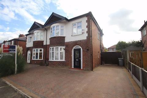 3 bedroom semi-detached house for sale - Meriton Road, Handforth