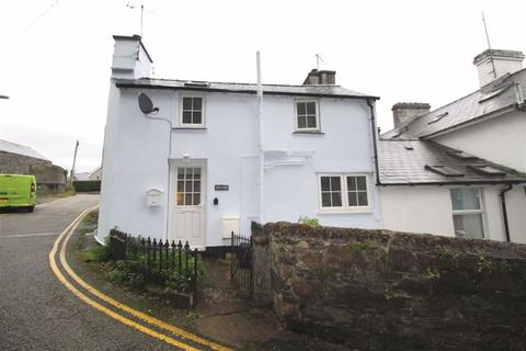 2 bedroom semi-detached house for sale - Rear Of Bank Place, Porthmadog