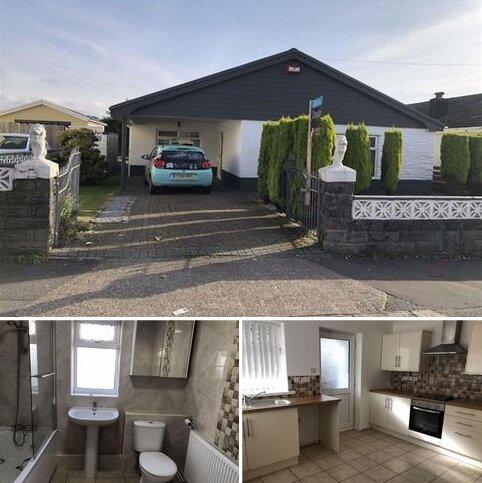 3 bedroom detached bungalow for sale - Llangyfelach Road, Treboeth, Swansea