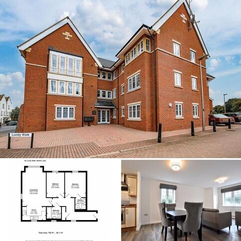 2 bedroom apartment for sale - Lundy Walk, Milton Keynes
