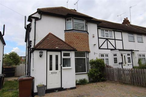 3 bedroom end of terrace house for sale - Hawkdene, North Chingford, London