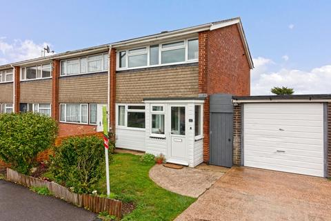 2 bedroom end of terrace house for sale - Brook Way, Lancing