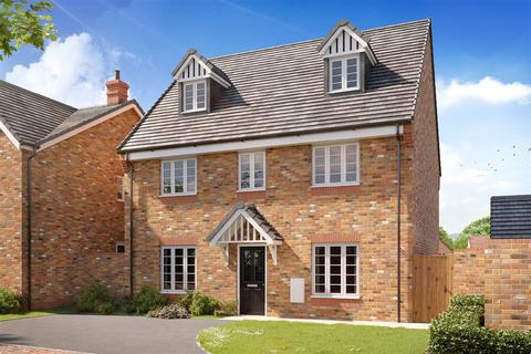 5 bedroom detached house for sale - The Garrton - Plot 199 at Melton Manor, Land off Melton Spinney Road LE13