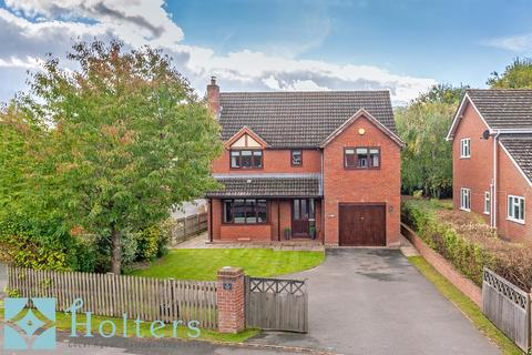 4 bedroom detached house for sale - Burnside Close, Clun Road, Craven Arms