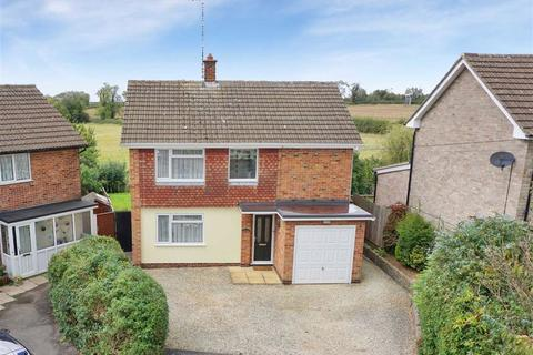 3 bedroom detached house for sale - Deane Gate Drive, Houghton On The Hill, Leicestershire