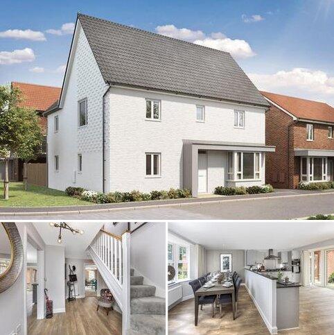 4 bedroom detached house for sale - Plot 78, Rowan at Barratt Homes at Chilmington, Hedgers Way, Kingsnorth, ASHFORD TN23