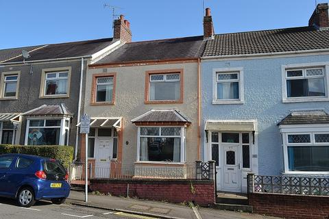 3 bedroom terraced house for sale - Rhyddings Park Road, Brynmill, Swansea, City And County of Swansea. SA2 0AF