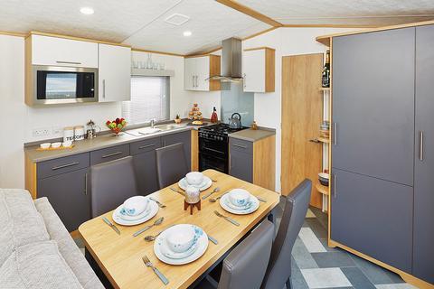 2 bedroom mobile home for sale - The Carnaby Silverdale, Brynteg Holiday Home Park, Llanrug, Caernarfon