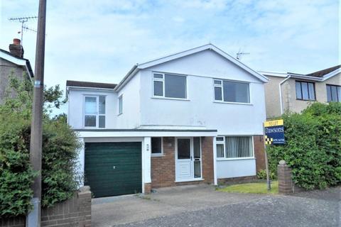 4 bedroom detached house to rent - 3 Millands Close Newton Swansea