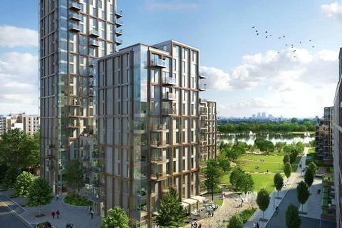 1 bedroom apartment for sale - Hartingtons Court, Woodberry Down, Finsbury Park, London N4