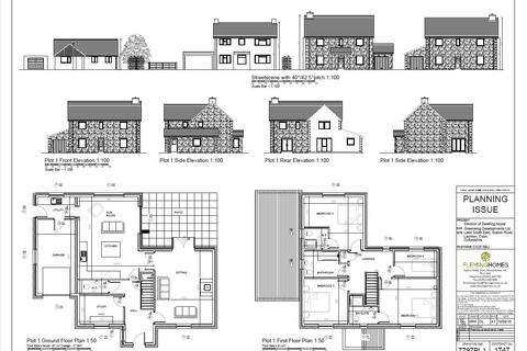 4 bedroom property with land for sale - Plot 2, Station Road, Launton