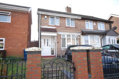 2 bedroom semi-detached house for sale - Bergen Street, Sunderland