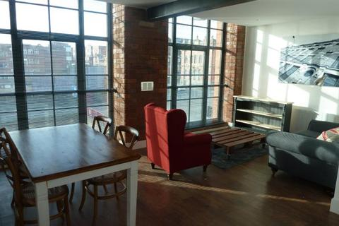 1 bedroom apartment to rent - CRISPIN LOFTS, NEW YORK ROAD. LEEDS. LS2 7PF