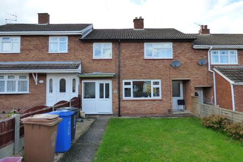 3 bedroom terraced house to rent - 12 Leaside Avenue, Handscare, WS15 4HE