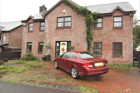 5 bedroom detached house for sale - Riverside Gardens, Penycae, Swansea.