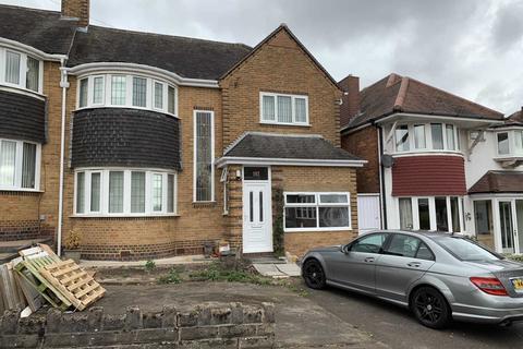 3 bedroom semi-detached house - Manor House Lane, South Yardley