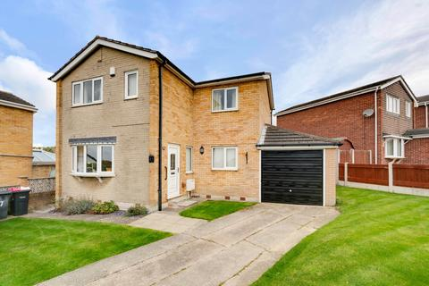 4 bedroom detached house for sale - Holyrood Rise, Bramley