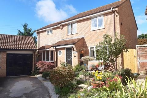 4 bedroom detached house for sale - Durham Close, Exmouth