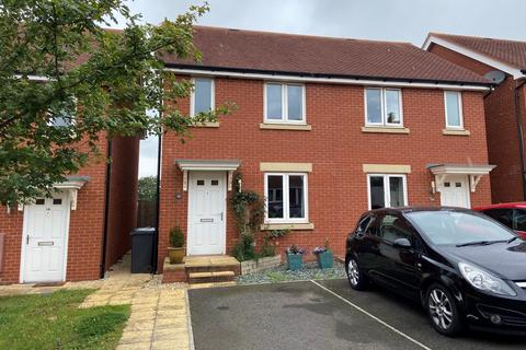2 bedroom semi-detached house for sale - Henrys Run, Cranbrook