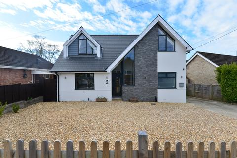 3 bedroom detached house for sale - Hilton Road, New Milton