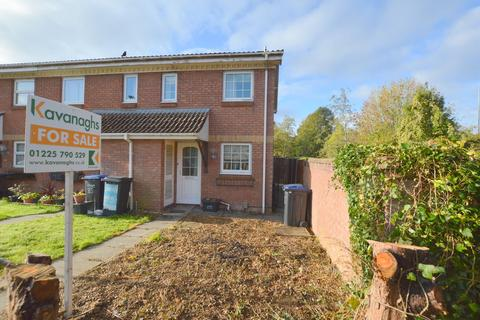 2 bedroom end of terrace house for sale - Weavers Crofts, Melksham