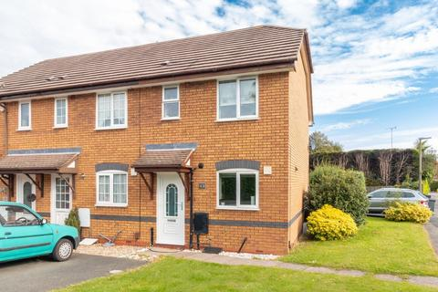 2 bedroom end of terrace house for sale - Norcombe Grove, Monkspath