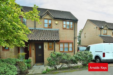 3 bedroom semi-detached house for sale - Airedale Close, Norwich
