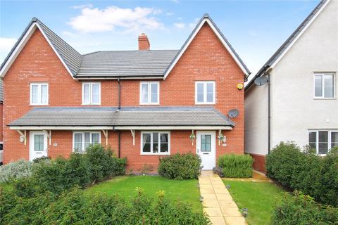 4 bedroom semi-detached house for sale - Greene Street, Tadpole Garden Village, Swindon, SN25