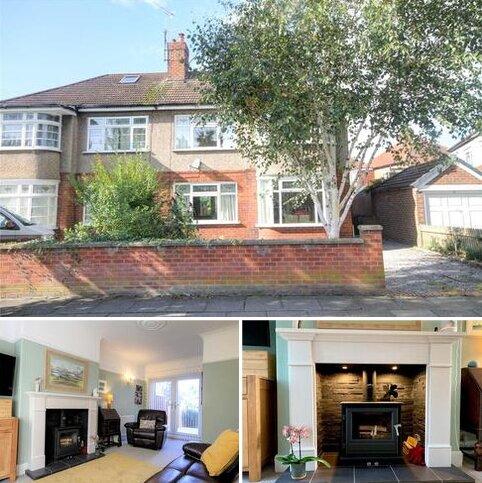 3 bedroom semi-detached house for sale - Neville Road, Darlington, DL3