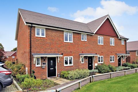 2 bedroom end of terrace house for sale - Walker Place, MEDSTEAD, Hampshire