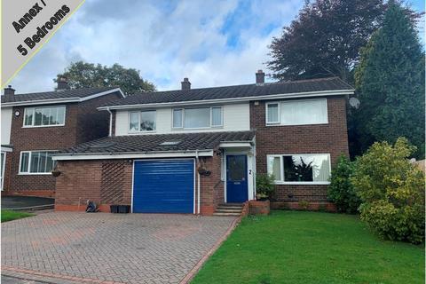5 bedroom detached house for sale - Oakmount Road, Streetly