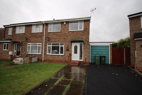 3 bedroom semi-detached house for sale - Fitzguy Close, West Bromwich