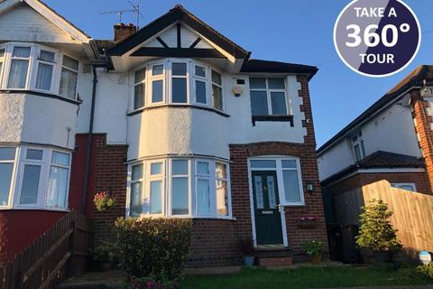 3 bedroom semi-detached house for sale - Walcot Avenue, Round Green, Luton, Bedfordshire, LU2 0PR