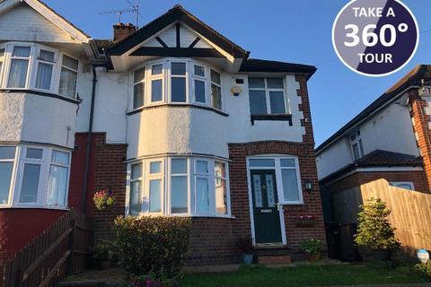 3 bedroom semi-detached house for sale - Walcot Avenue, Round Green, Luton, Bedfordshire, LU2 0PR