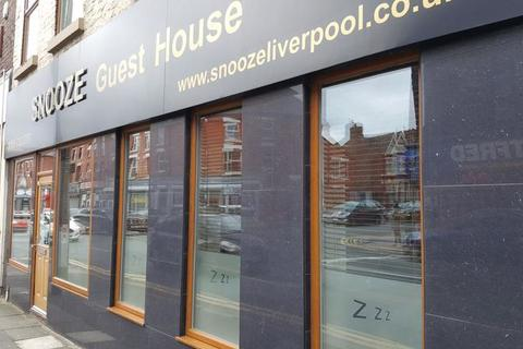 Guest house for sale - Snooze Guesthouse, 230-232 Picton Road, Liverpool