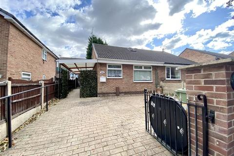 2 bedroom bungalow for sale - Chestnut Avenue, Killamarsh, Sheffield, S21 1HN