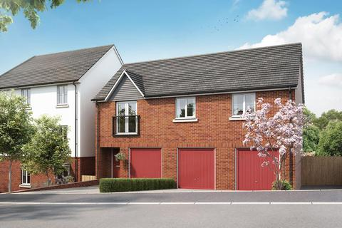 2 bedroom house - Plot 195, The Ashbee at Tithe Barn, Tithebarn Link Road, Exeter, Devon EX1