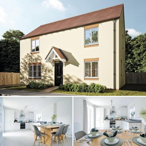 4 bedroom detached house for sale - Plot 124A, The Kempthorne at Hawkswood, Pioneer Way, Kingsmere, Bicester, Oxfordshire OX26