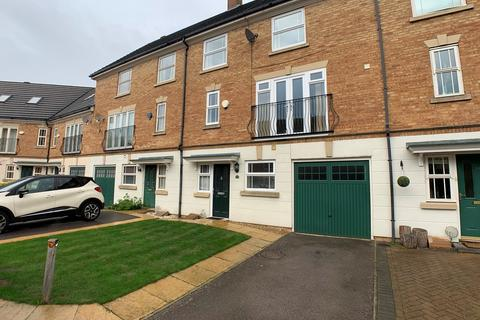 4 bedroom townhouse to rent - Clegg Square, Shenley Lodge, Milton Keynes, MK5