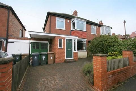 3 bedroom semi-detached house for sale - Seacombe Avenue, Cullercoats, NE30