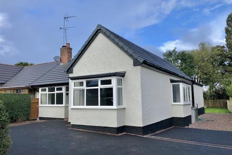 3 bedroom semi-detached bungalow for sale - Laburnum Grove, Irby, Wirral