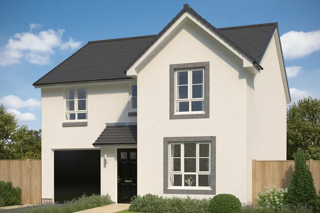 Dunbar housetype CGI exterior