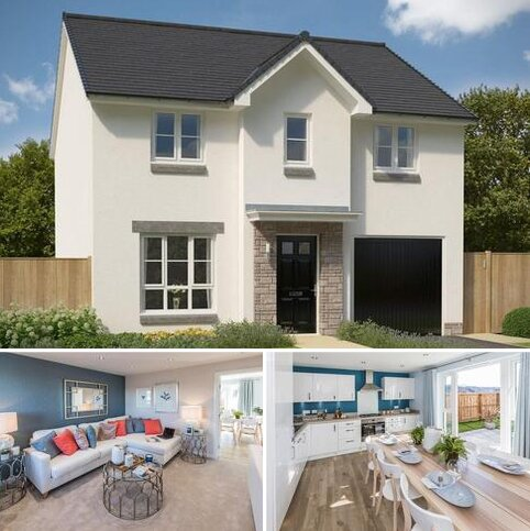 4 bedroom detached house for sale - Plot 3, Fenton at Hopecroft, Hopetoun Grange, Bucksburn, ABERDEEN AB21