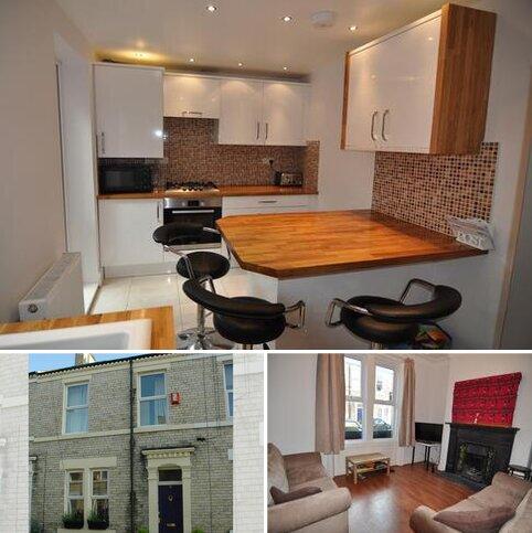 6 bedroom terraced house to rent - Clayton Park Square, Jesmond NE2