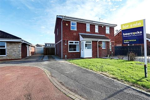 2 bedroom semi-detached house for sale - Willow Drive, Thorngumbald, Hull, HU12