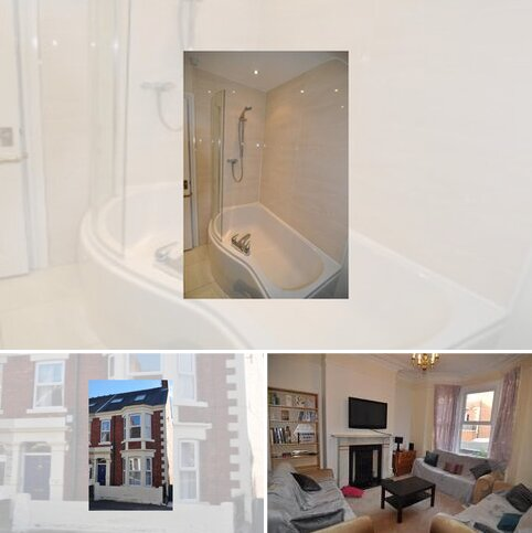 7 bedroom semi-detached house to rent - Roxburgh Place NE6