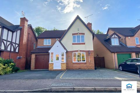 4 bedroom detached house for sale - Heybridge Road, Leicester, LE5